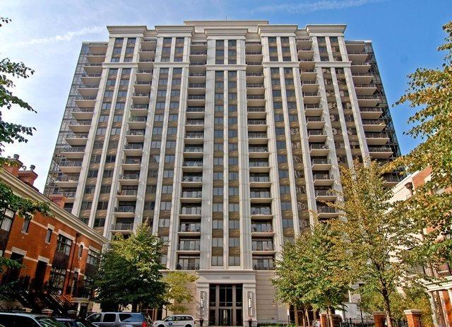 1322 S Prairie Avenue #403, Chicago, IL 60605 (MLS #09806456) :: Domain Realty