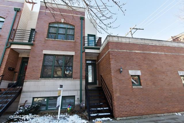 3608 N Leavitt Street, Chicago, IL 60618 (MLS #09807152) :: Touchstone Group