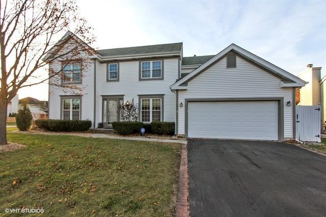 1299 Meadowlark Lane, Grayslake, IL 60030 (MLS #09808355) :: Lewke Partners