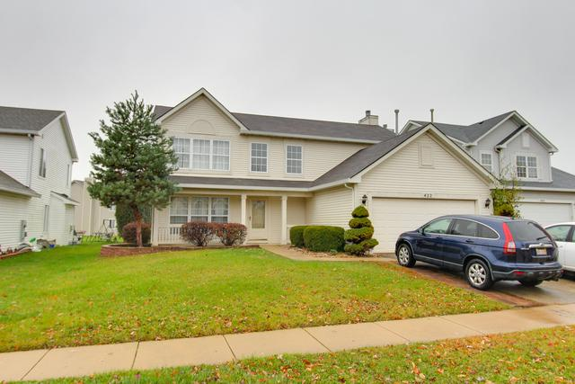 422 Melissa Circle, Romeoville, IL 60446 (MLS #09808614) :: The Wexler Group at Keller Williams Preferred Realty