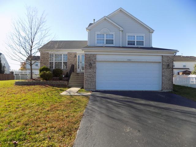 405 Primrose Lane, Bolingbrook, IL 60490 (MLS #09809143) :: Lewke Partners