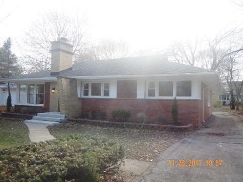 2044 Collett Lane, Flossmoor, IL 60422 (MLS #09809491) :: The Wexler Group at Keller Williams Preferred Realty