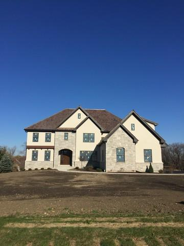19790 Stone Pond Circle W, Long Grove, IL 60047 (MLS #09809594) :: The Schwabe Group