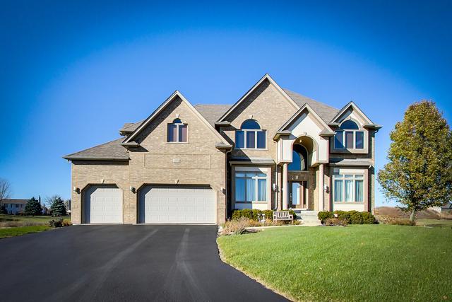 15850 Brookshore Drive, Plainfield, IL 60544 (MLS #09809643) :: The Dena Furlow Team - Keller Williams Realty