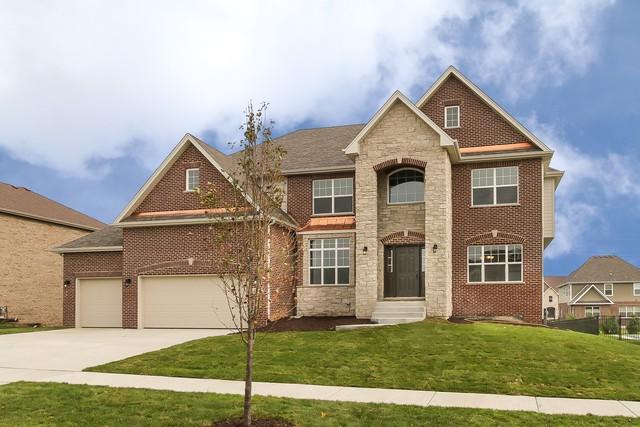 12856 Tullamore Lane, Lemont, IL 60439 (MLS #09809661) :: Baz Realty Network | Keller Williams Preferred Realty