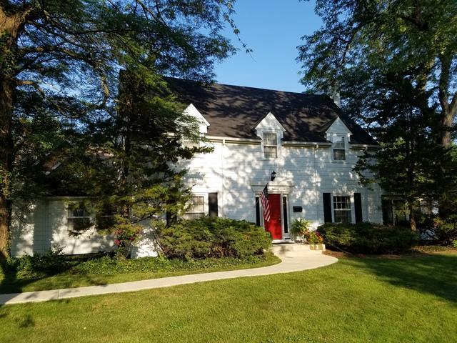 1307 Bunker Avenue, Flossmoor, IL 60422 (MLS #09809869) :: The Wexler Group at Keller Williams Preferred Realty