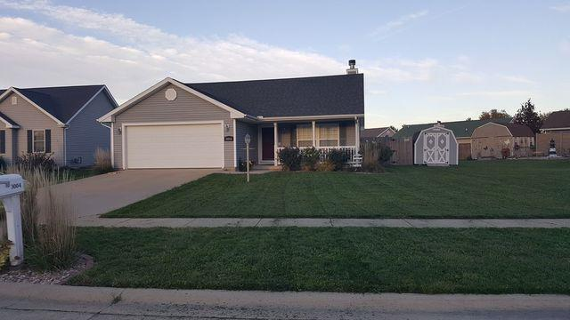3004 Appletree Drive, MONTICELLO, IL 61856 (MLS #09809911) :: Littlefield Group