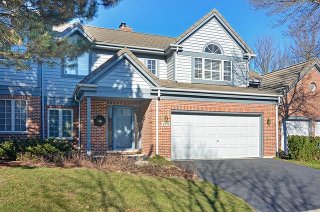 163 Foxborough Place #163, Burr Ridge, IL 60527 (MLS #09809938) :: The Jacobs Group