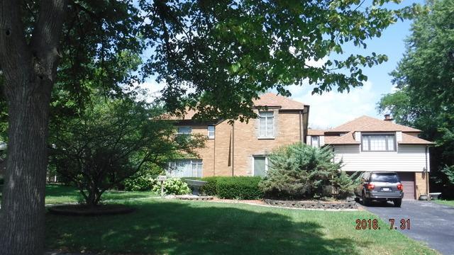 2219 Travers Lane, Flossmoor, IL 60422 (MLS #09810454) :: The Wexler Group at Keller Williams Preferred Realty