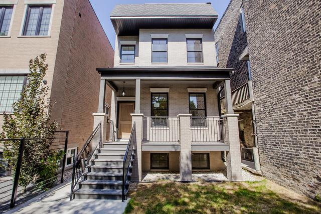 1354 N Bell Avenue, Chicago, IL 60622 (MLS #09810462) :: The Perotti Group