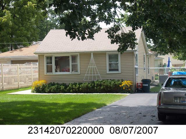10540 S 81ST Avenue, Palos Hills, IL 60465 (MLS #09810548) :: The Wexler Group at Keller Williams Preferred Realty