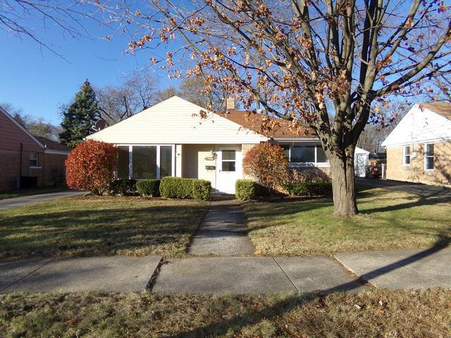 17602 Howe Avenue, Homewood, IL 60430 (MLS #09810580) :: The Wexler Group at Keller Williams Preferred Realty
