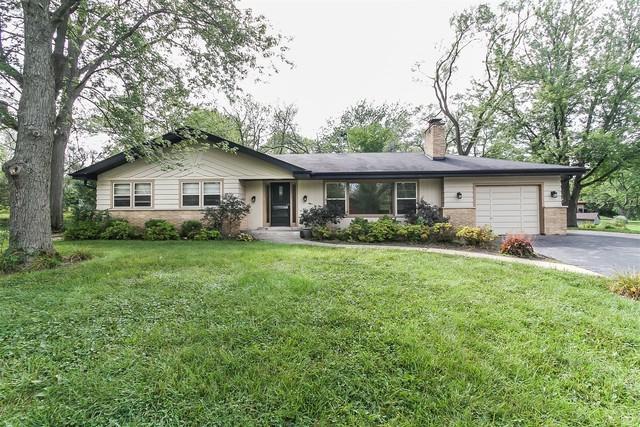 1728 Oak Lane Road, Flossmoor, IL 60422 (MLS #09810743) :: The Wexler Group at Keller Williams Preferred Realty