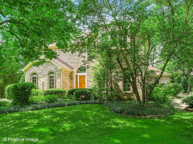 573 60th Place, Burr Ridge, IL 60527 (MLS #09810855) :: The Wexler Group at Keller Williams Preferred Realty
