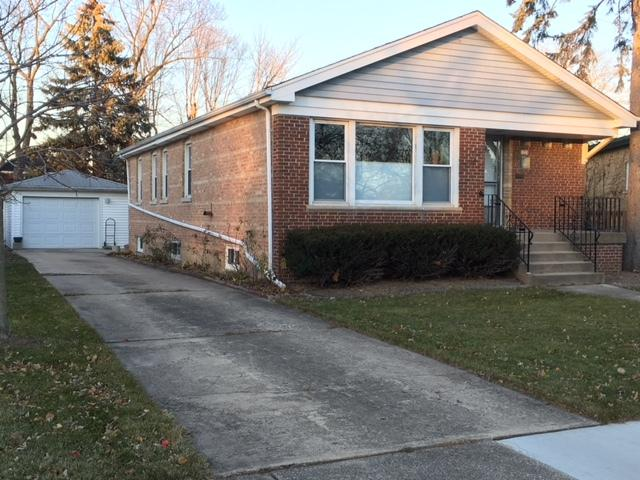 1724 Evergreen Road, Homewood, IL 60430 (MLS #09810942) :: The Wexler Group at Keller Williams Preferred Realty