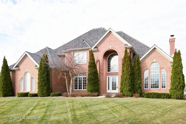 4933 Thimbleweed Court, Long Grove, IL 60047 (MLS #09811135) :: The Schwabe Group
