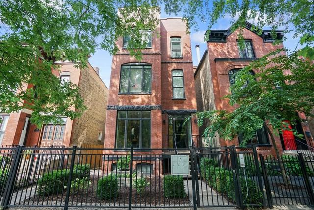1316 N Oakley Boulevard #1, Chicago, IL 60622 (MLS #09811413) :: Property Consultants Realty