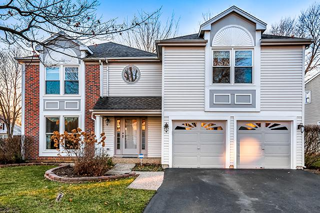 250 N Fiore Parkway, Vernon Hills, IL 60061 (MLS #09811542) :: The Schwabe Group