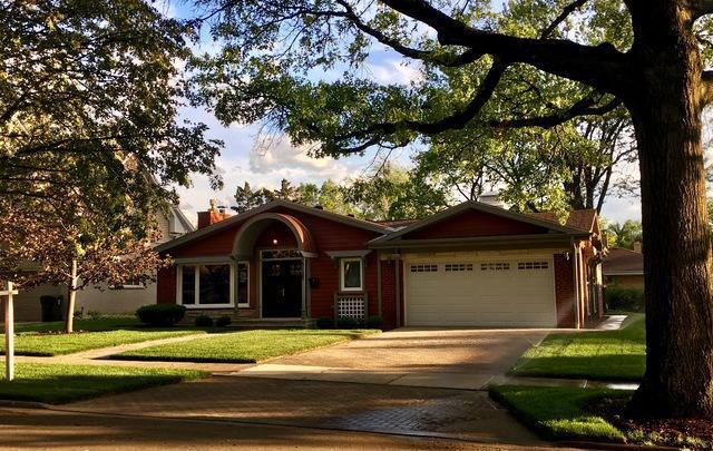 5128 Ellington Avenue, Western Springs, IL 60558 (MLS #09812024) :: The Wexler Group at Keller Williams Preferred Realty