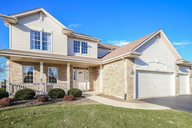 10518 Thornham Lane, Mokena, IL 60448 (MLS #09812561) :: The Wexler Group at Keller Williams Preferred Realty