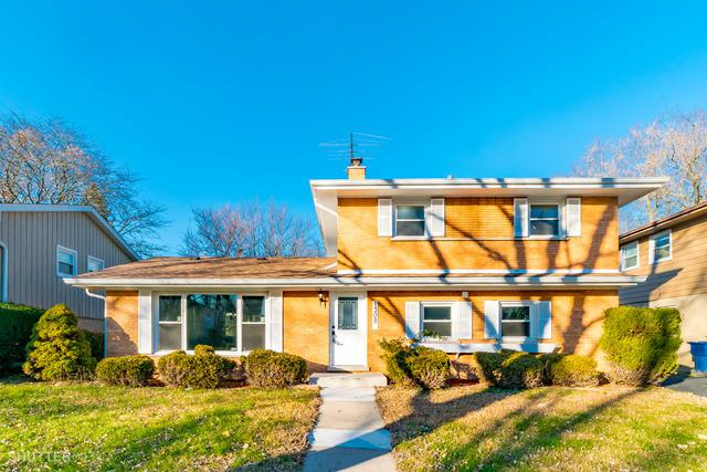 1308 191st Street, Homewood, IL 60430 (MLS #09812567) :: The Wexler Group at Keller Williams Preferred Realty