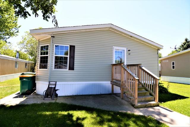 12 Cherry Street, Minooka, IL 60447 (MLS #09812601) :: Angie Faron with RE/MAX Ultimate Professionals