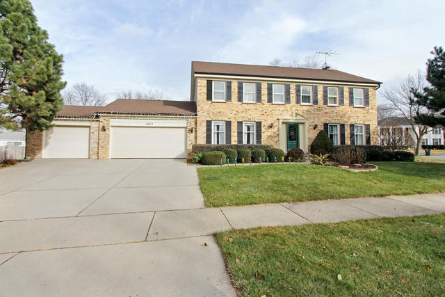 4015 N Proctor Circle, Arlington Heights, IL 60004 (MLS #09812733) :: The Schwabe Group