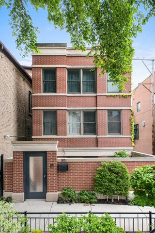 1815 N Honore Street, Chicago, IL 60622 (MLS #09812807) :: Property Consultants Realty