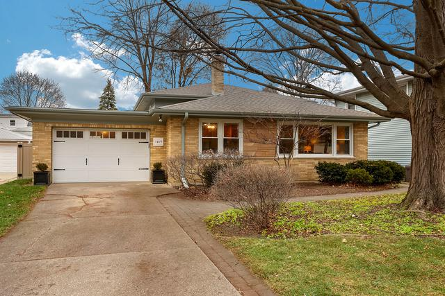 1015 Pershing Avenue, Wheaton, IL 60189 (MLS #09812927) :: The Wexler Group at Keller Williams Preferred Realty