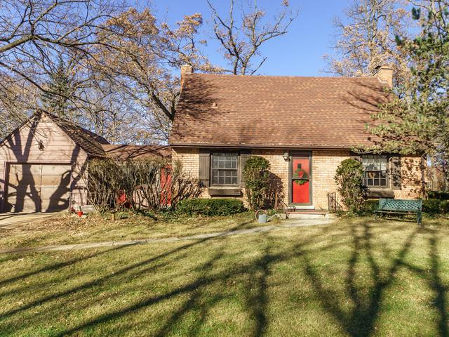 1202 Prospect Avenue, Willow Springs, IL 60480 (MLS #09812975) :: The Wexler Group at Keller Williams Preferred Realty