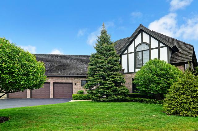 601 Kenmare Drive, Burr Ridge, IL 60527 (MLS #09813284) :: The Wexler Group at Keller Williams Preferred Realty