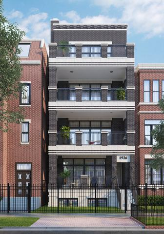 1926 N Cleveland Avenue #1, Chicago, IL 60614 (MLS #09813575) :: Property Consultants Realty