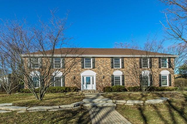 1995 Spring Green Drive, Wheaton, IL 60189 (MLS #09813906) :: The Wexler Group at Keller Williams Preferred Realty