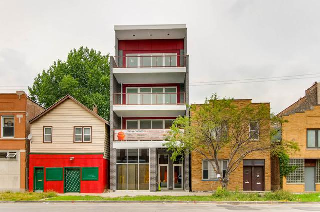 2740 W Chicago Avenue #4, Chicago, IL 60622 (MLS #09813907) :: Property Consultants Realty