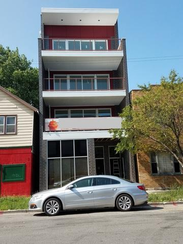 2740 W Chicago Avenue #3, Chicago, IL 60622 (MLS #09813910) :: Property Consultants Realty