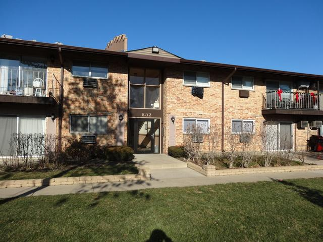 832 E Old Willow Road #103, Prospect Heights, IL 60070 (MLS #09814048) :: The Schwabe Group