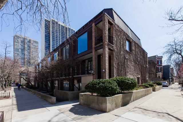 235 W Eugenie Street M2, Chicago, IL 60614 (MLS #09814144) :: Property Consultants Realty