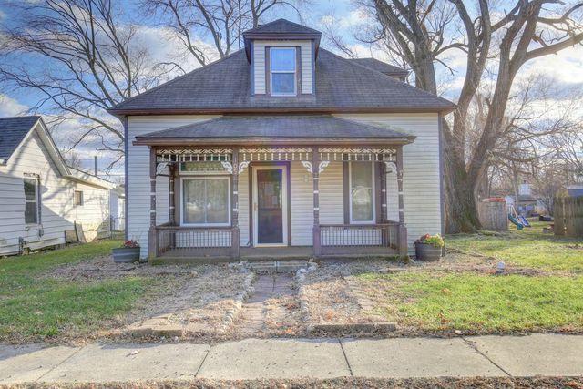 105 W Sherman Street, ST. JOSEPH, IL 61873 (MLS #09814155) :: The Ryan Dallas Team