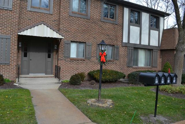 76 Canterbury Court E #76, Palos Heights, IL 60463 (MLS #09814208) :: The Wexler Group at Keller Williams Preferred Realty