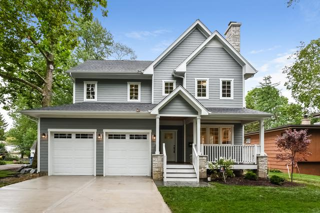 717 N Oak Street, Hinsdale, IL 60521 (MLS #09814324) :: The Wexler Group at Keller Williams Preferred Realty