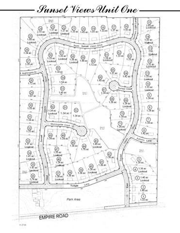 LOT 36 West Sunset Views Drive, St. Charles, IL 60175 (MLS #09814428) :: BN Homes Group