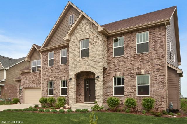 12785 Dunmoor Drive, Lemont, IL 60439 (MLS #09814573) :: Baz Realty Network | Keller Williams Preferred Realty