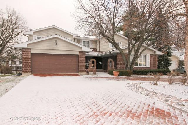 7300 W Pottawatomi Drive, Palos Heights, IL 60463 (MLS #09814595) :: The Wexler Group at Keller Williams Preferred Realty