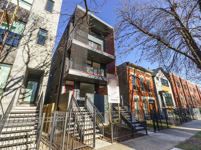 2016 W Crystal Street #1, Chicago, IL 60622 (MLS #09814656) :: Property Consultants Realty