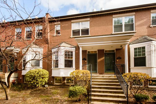 250 W Scott Street D, Chicago, IL 60610 (MLS #09814672) :: Property Consultants Realty