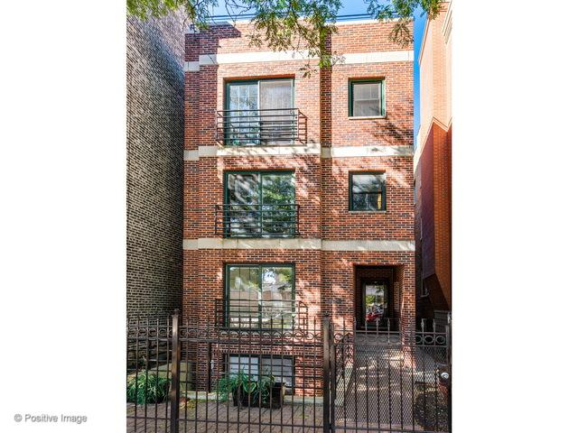 2648 N Seminary Avenue #1, Chicago, IL 60614 (MLS #09814748) :: Littlefield Group