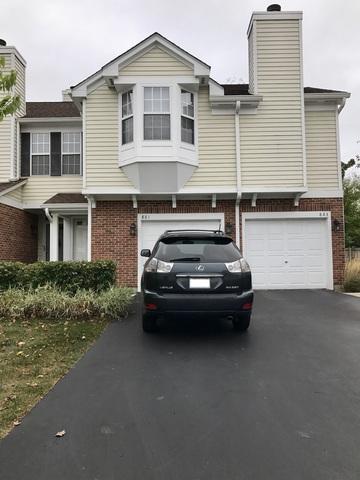 881 Ann Arbor Lane #881, Vernon Hills, IL 60061 (MLS #09814776) :: The Schwabe Group