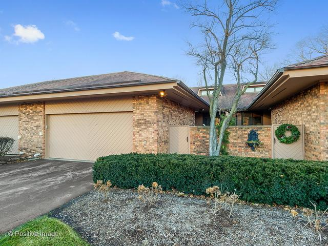 1208 Indian Trail Road 3E, Hinsdale, IL 60521 (MLS #09814889) :: The Wexler Group at Keller Williams Preferred Realty