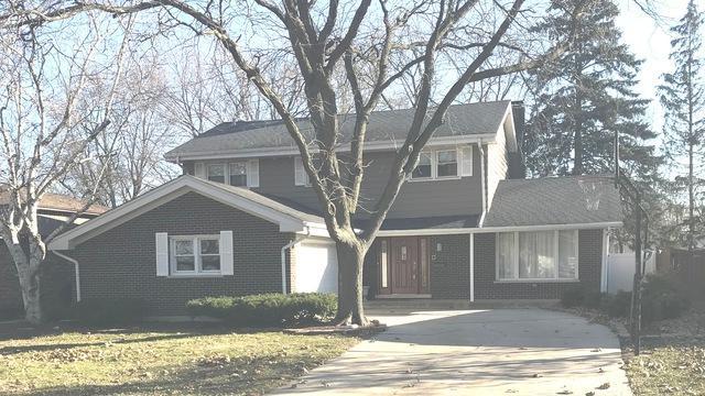 835 Maple Road, Flossmoor, IL 60422 (MLS #09814944) :: The Wexler Group at Keller Williams Preferred Realty