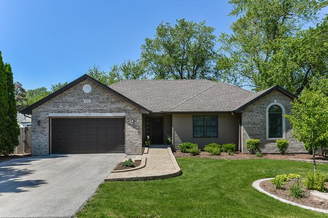 541 W 56th Street, Hinsdale, IL 60521 (MLS #09815026) :: The Wexler Group at Keller Williams Preferred Realty